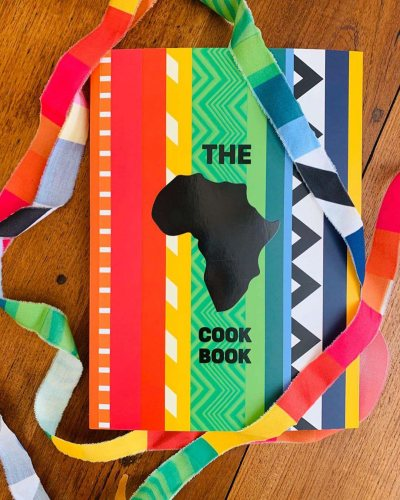 AFRICAN COOKBOOK GIVEAWAY