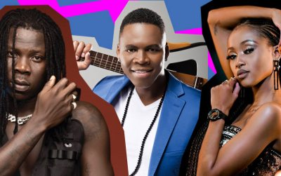 Afternoon Express Lockdown Edition with Moozlie, Lloyd Cele & Stonebwoy