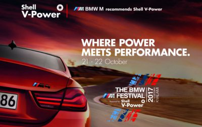 BMW M Festival Powered by Shell V-Power
