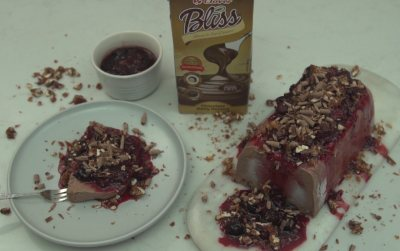 Clover Bliss Chocolate Semifreddo