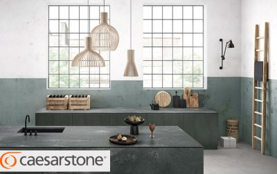 Debunking the Kitchen Island with Caesarstone