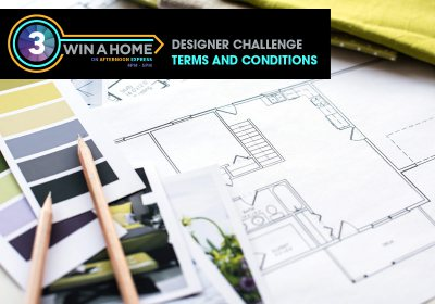 Designer Challenge Terms and Conditions