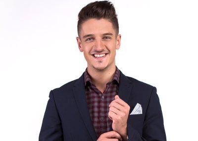 New Presenter Danilo Acquisto