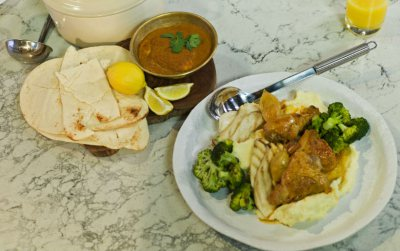 Quorn Vegan Butter Chicken