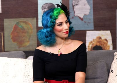 The Blue Haired Betty