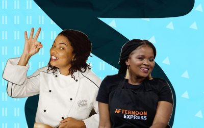 Thursday Cook-a-long with Chef Naledi
