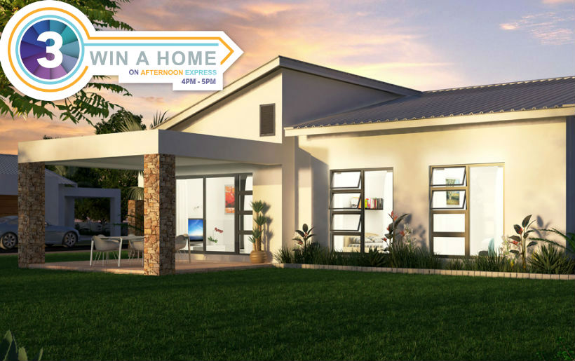 Win A Home is back!