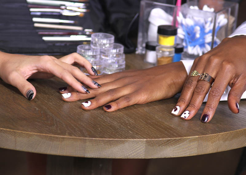Nails by Chi Chi on Afternoon Express