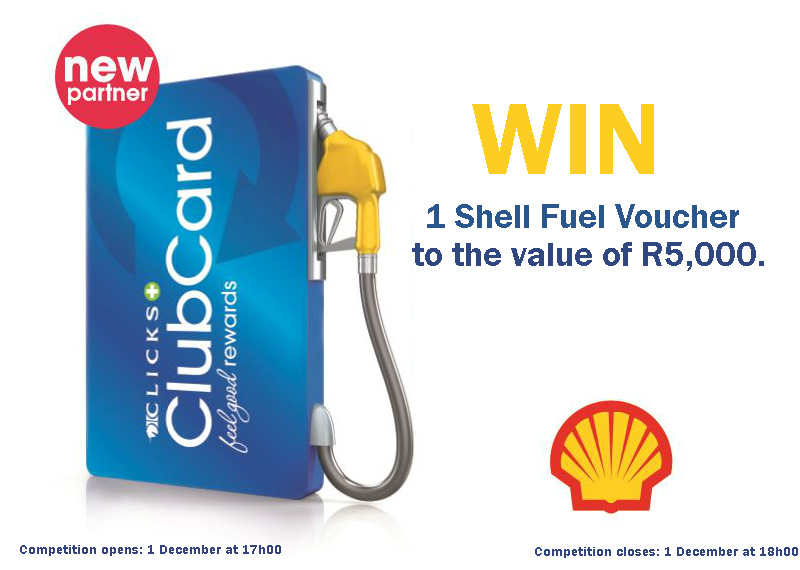 Shell Fuel Voucher