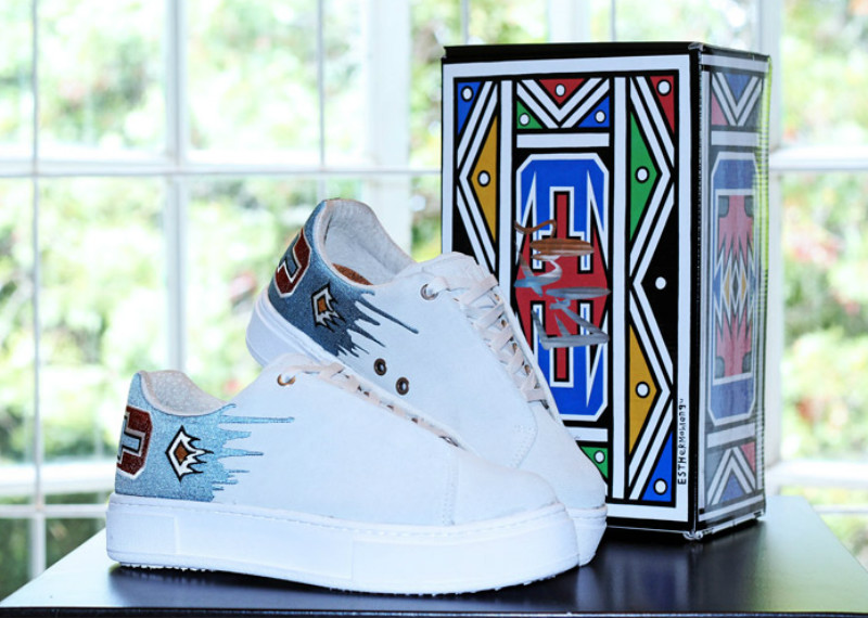 ESTHER MAHLANGU SNEAKERS COMPETITION