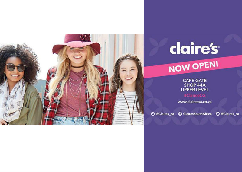 Claires Gift Card