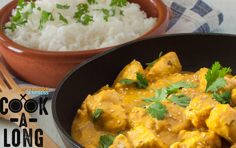 how to cook curry chicken