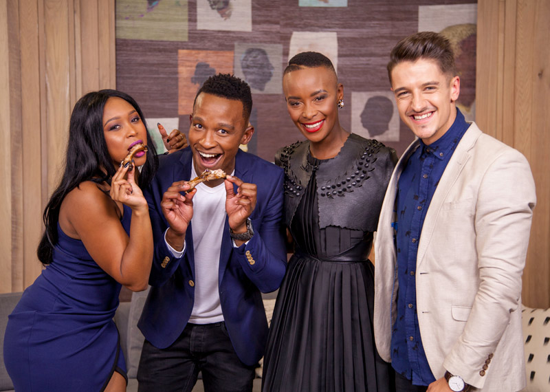 Afternoon Express meets Minnie Dlamini and Katlego Maboe