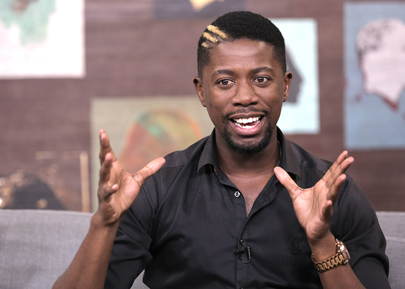 Atandwa Kani on Afternoon Express