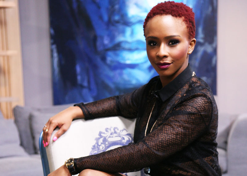 Boity Thulo on Afternoon Express