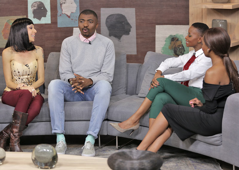 Loyiso Gola on Afternoon Express