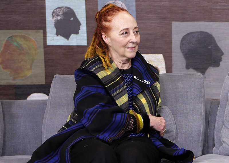 Marianne Fassler on Afternoon Express