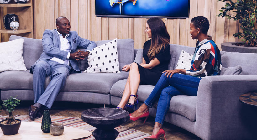 Musa Mseleku talks polygamy on Afternoon Express 4