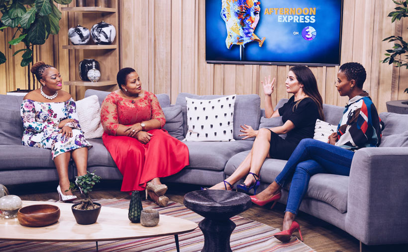 Musa Mseleku talks polygamy on Afternoon Express 3