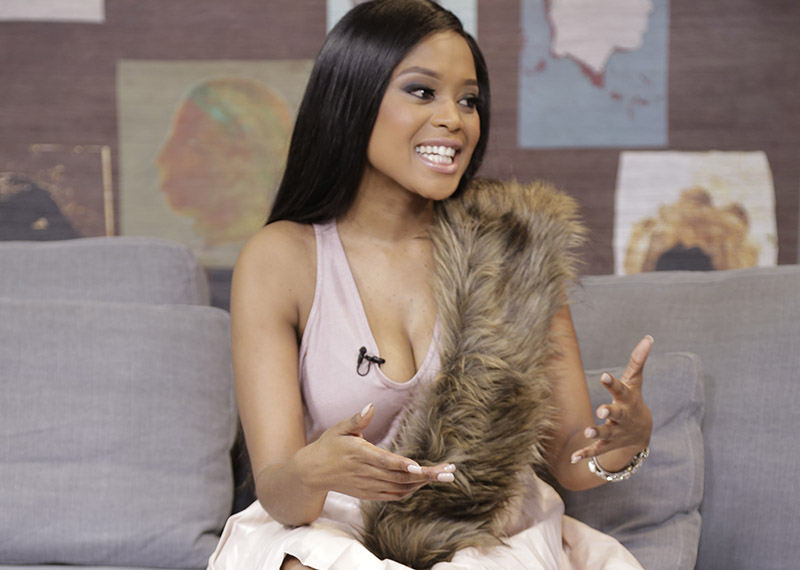 Lerato Kganyago on Afternoon Express
