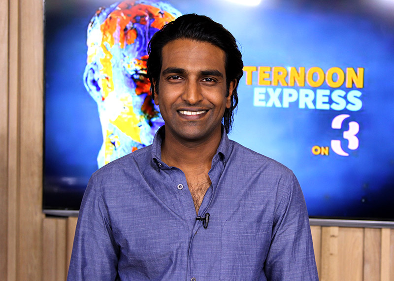 Yugesh Pillay on Afternoon Express