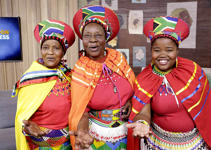 Mahotella Queens on Afternoon Express