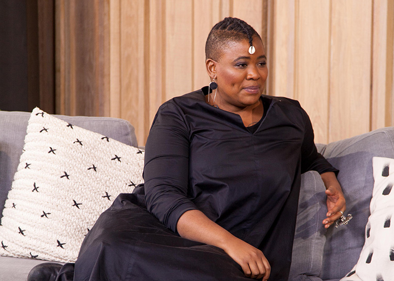 Thandiswa Mazwai on Afternoon Express