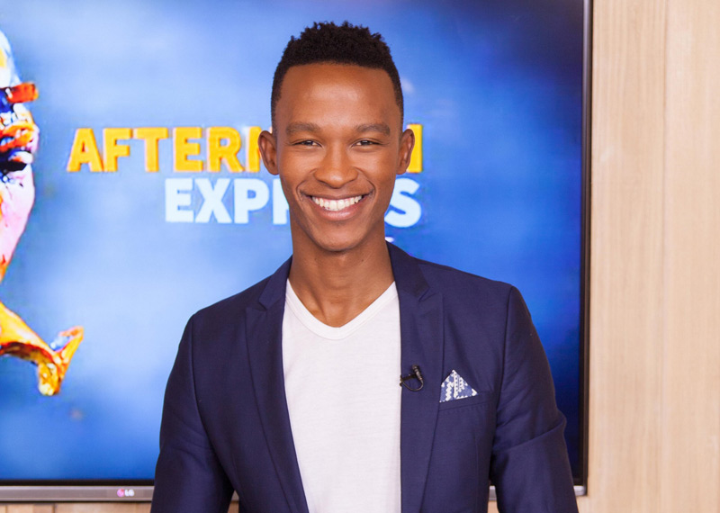 Katlego Maboe on Afternoon Express