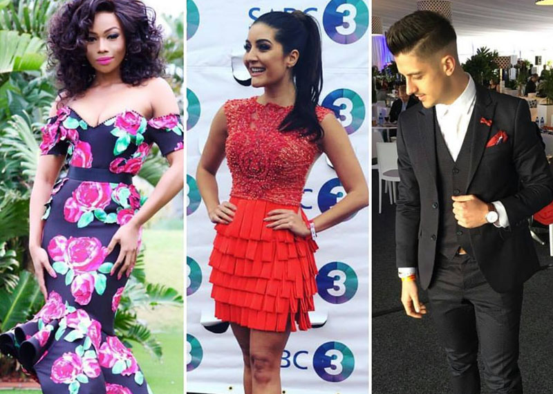 Presenters at the Durban July