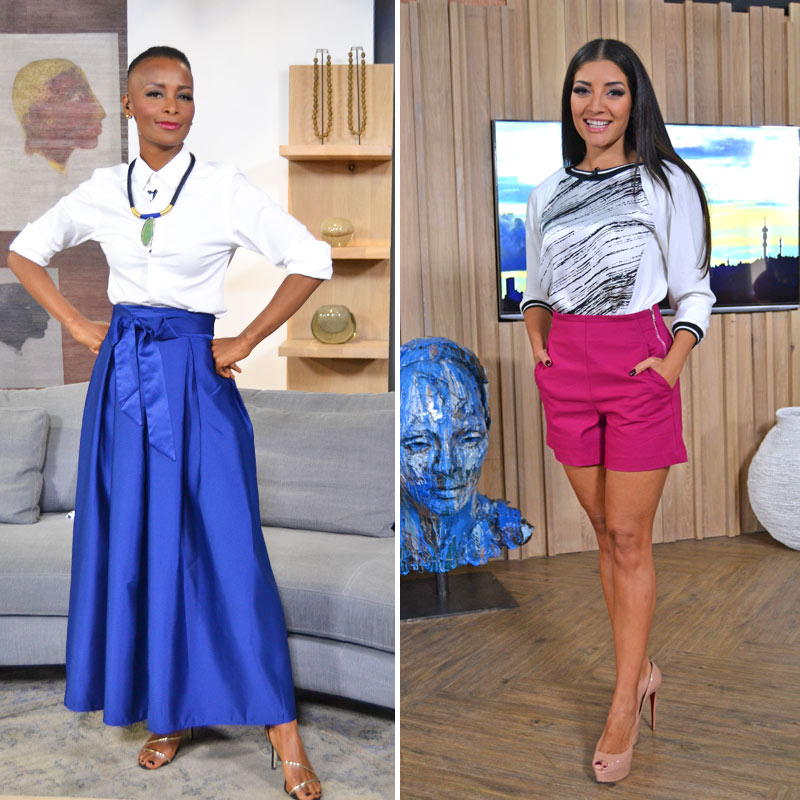 Bonnie Mbuli and Jeannie D style, Afternoon Express, Episode 8