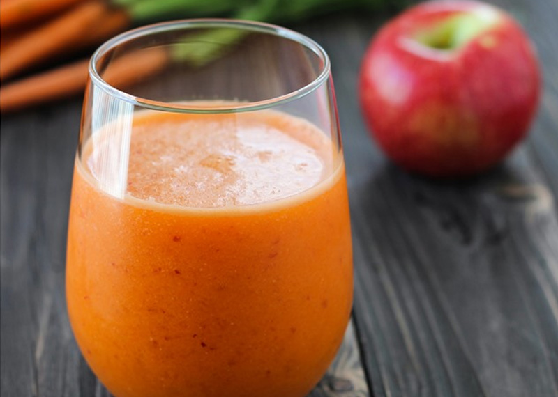 Carrot Ginger Blast