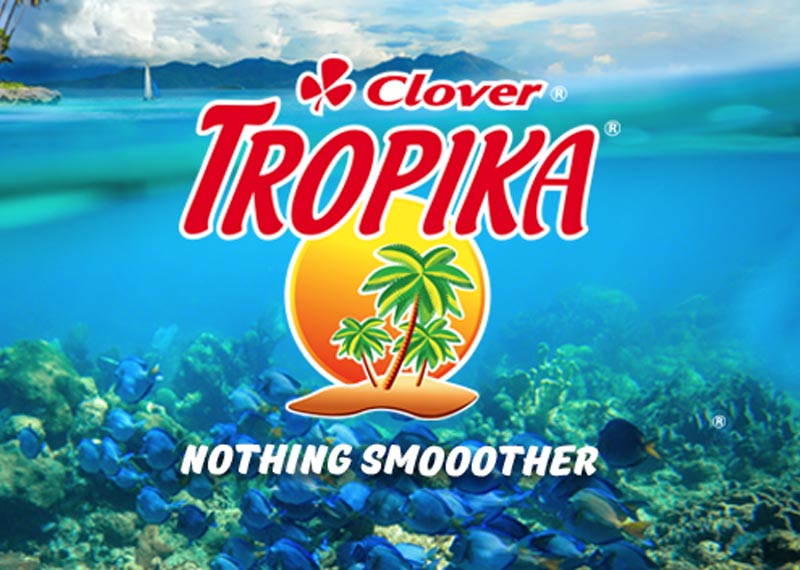 Tropika Island of Treasure Mocktail