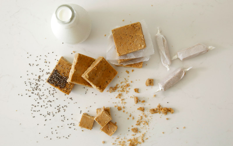 Vanilla Chai Fudge