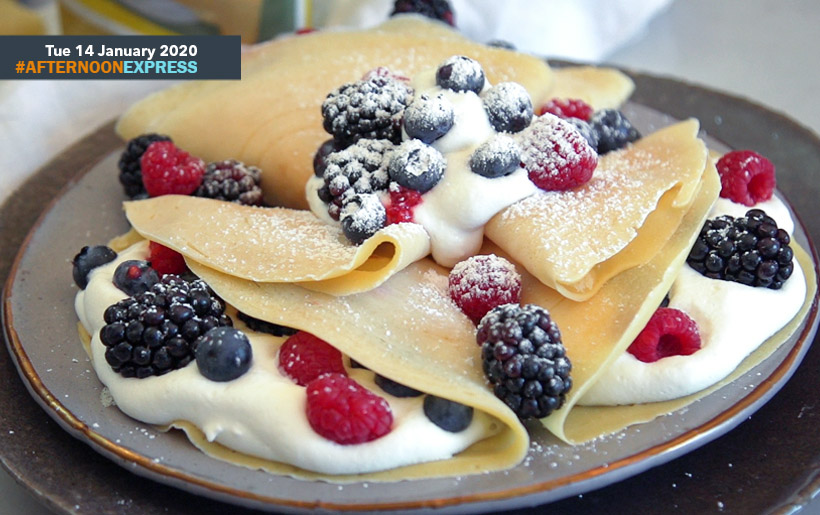 Clover Butro Crepes