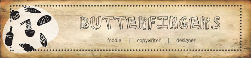 Butterfingers blog