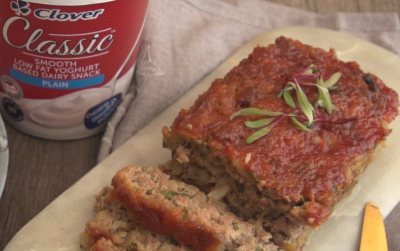 Clover Classic BBQ Glazed Meatloaf