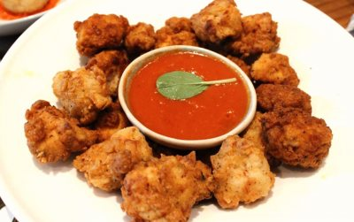 Southern Fried Chicken Nuggets