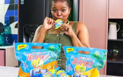 Win a smoooth Tropika Icy Hamper